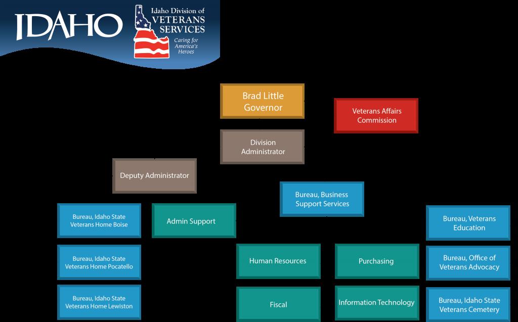 IDVS Organizational Chart