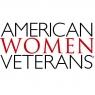 American Women Veterans Logo