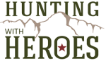 Hunting with Heroes Logo