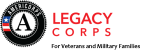 Caregivers of Military & Veterans Legacy Corps Logo