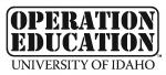 Operation Education University of Idaho Logo