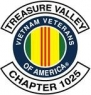 Vietnam Veterans of America Logo - Treasure Valley Chapter 1025