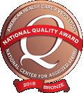 National Quality Award 2018-Bronze